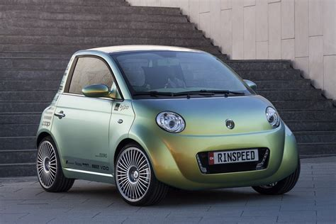 Cars Beautyfull wallpapers: 2010 Rinspeed UC Images and Review
