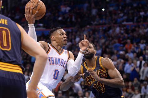OKC Thunder Outrun Cleveland Cavaliers to garner important win