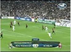 Real Madrid vs AC Milan 20 Goals & Full Highlights