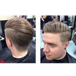 Amazing Pompadours Quiffs And Undercut Hairstyle Inspirations