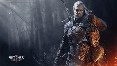Witcher Geralt Wallpapers Nvidia Intel Gtx Ram