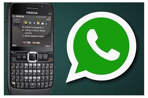 baixar do messenger de 5233 whatsapp nokia