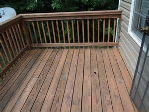 Thompson Deck by How To Stain Wood How To Stain A Deck Thompsons Waterseal