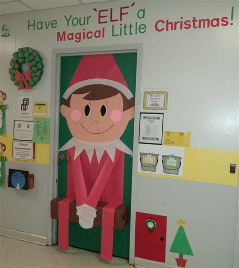 1000 ideas about christmas door decorations on pinterest