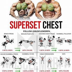 Want A Bigger Chest  Try This Workout Like  Save It If You Found This Useful  Follow  Musclemorph