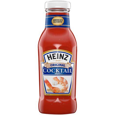Heinz® Heinz Original Cocktail Sauce, 12 oz Bottle   Heinz®