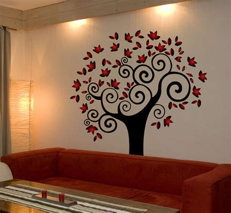 Amazing Walls by Tree Wall Decal Deco Sticker Mural Amazing Colors Ebay