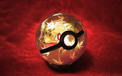 Pokemon Pokeball Wallpapers Ball 3d Awesome Balls