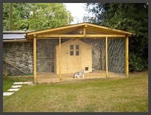 Maison Pour Chat Extérieur : chatterie exterieur ~ Premium-room.com Idées de Décoration