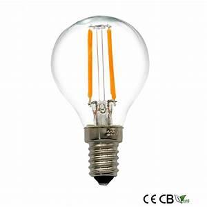 Filament Led E14 : 2w e14 led filament bulb manufacturer supplier ~ Markanthonyermac.com Haus und Dekorationen