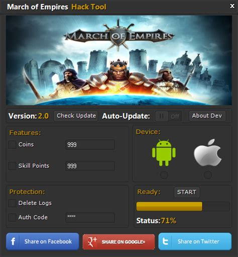 Android Games Hack Archives - Cracksage | March of empire ...