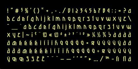 sci fi fonts  ttf otf psd