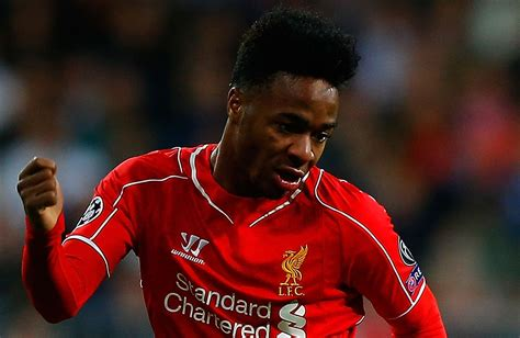 Liverpool Winger Raheem Sterling Confirms Contract Talks
