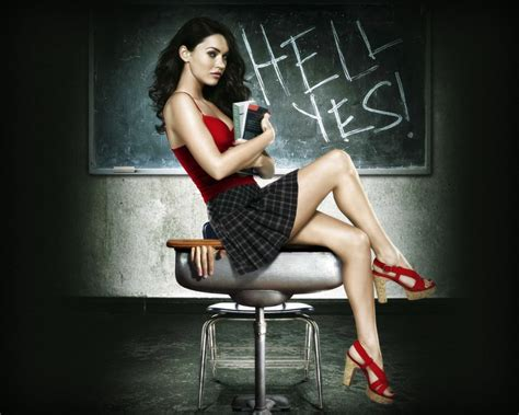 Megan Fox As Jennifer Body Xwetpics Com