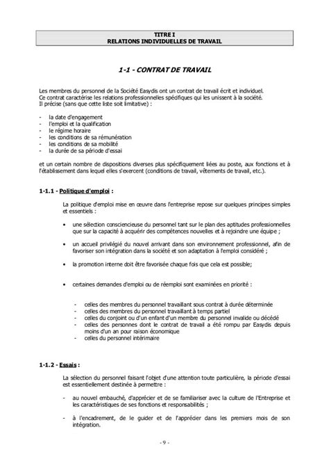 Modification Contrat De Travail Fusion by Modele De Lettre De Demande De Changement D Horaire