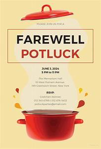 Download A Will Template Farewell Party Invitation Template 29 Free Psd Format