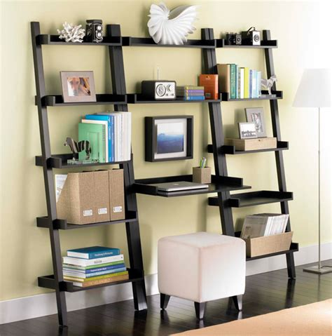Decorating With Leaning + Ladder Shelves  Jenna Burger
