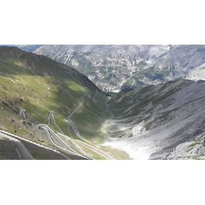 Stelvio pass - one of the greatest roads in world