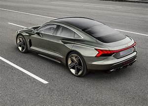 Audi E Tron Gt : audi unveils new e tron gt concept electric car ~ Medecine-chirurgie-esthetiques.com Avis de Voitures