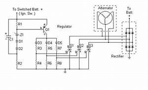 Motorcycle Regulator Wiring Diagram