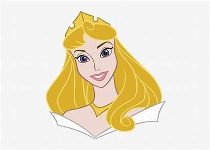 Aurora Princess Face Clipart Pngkey