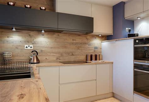 Worktop accessories can enhance a kitchen design