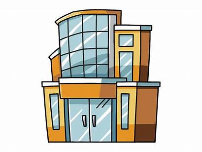 Building Office Clip Clipart Commercial Library Cliparts