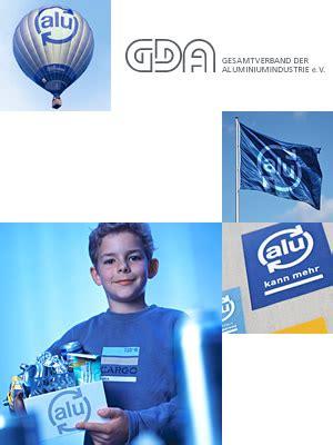 Gesamtverband Der Aluminiumindustrie das aluminium zeichen the aluminium logo