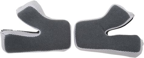 Afx Fx17 Cheek Pads White Xl 0134-1980