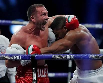 Joshua Pulev Heavyweight Anthony Sports Kubrat Telegraph