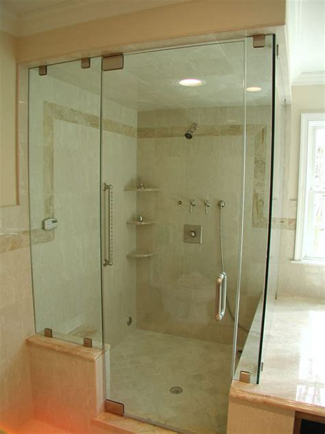 Steam Shower Enclosure by Glass Steam Shower Enclosure San Diego Patriot Glass