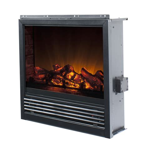 lowes electric fireplace insert corliving fpe 591 f electric fireplace insert lowe s canada