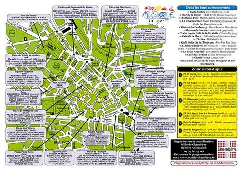 Au Bureau Chambery Carte by Plan De Chamb 233 Ry F 234 Te De La Musique 2008 Photo 794x561