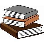 Books Transparent Stack Clipart Clip Pile Icons