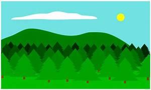cartoon forest | Forest Theme | Pinterest | Cartoon ...