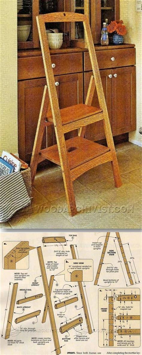 step stools ideas  pinterest rustic kids step stools diy stool   wood projects