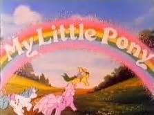 Mein kleines Pony (1986) Zeichentrickseriende