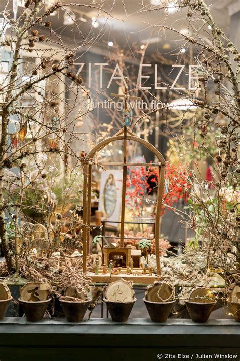 woodland christmas zita elze flowers
