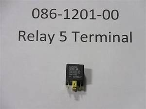 Bad Boy Mower Part Relay Terminal