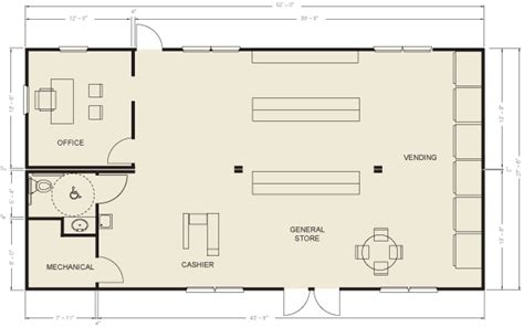 store floor plan   stunning inspiration house plans