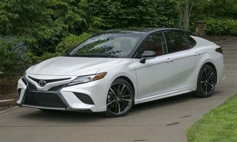 toyota camry 2018 toyota camry first drive review autonxt