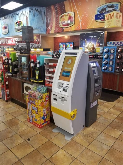 Bitcoin atms are similar to traditional atms that print out fiat currencies. Bitcoin ATM in Memphis - Cash Express Marathon