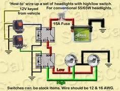 4 pin horn relay wiring search willys jeep stuff jeep stuff