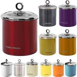 copper canister set kitchen morphy richards tea coffee sugar biscuit cake kitchen storage tins canisters jar ebay