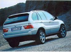200006 BMW X5 Consumer Guide Auto