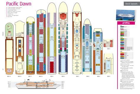 Printable Regal Princess Deck Plans by Cabin Plan Pacific Pdf Woodworking