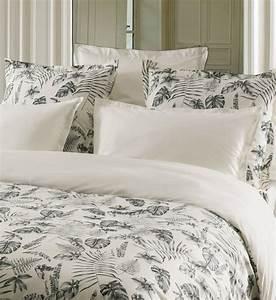 Linge De Maison Descamps : descamps drap plat belladona 100 percale de coton 94 fils ~ Melissatoandfro.com Idées de Décoration