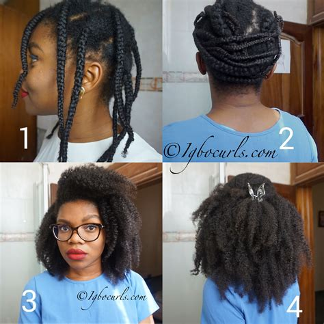 hairstyles for stretched natural hair how to stretch natural hair without heat damage
