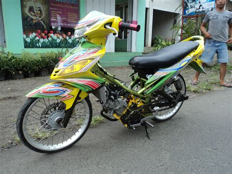 Jupiter Racing by Leximo Modified Jupiter Mx Racing Look