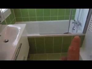 Salle De Bain 5m2 : cr ation d 39 une salle de bain par la soci t atom youtube ~ Dailycaller-alerts.com Idées de Décoration